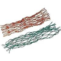 Filets d'entraînement de Netball Filet de rechange en polyéthylène Vert Créoles &Rouge