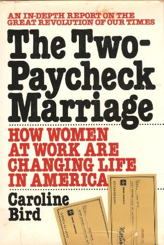 The Two-Paycheck Marriage