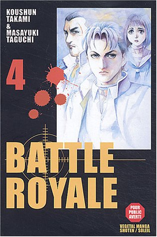 Battle Royale, tome 4