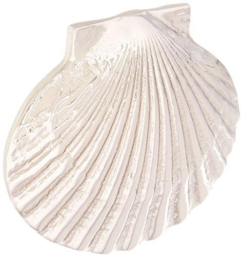 Bay Scallop Klingeln, Ringer–Nickel Silber