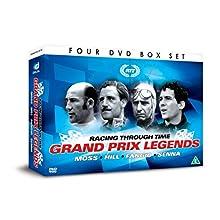 Coverbild: Racing Through Time: Grand Prix Driving Legends