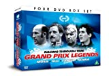 Racing Through Time: Grand Prix Driving Legends [DVD] [UK Import]