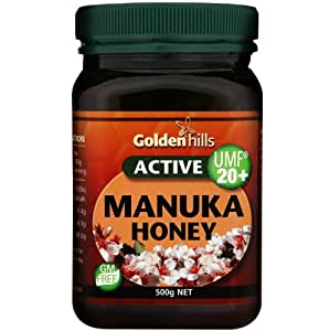 Golden Hills Manuka Honey UMF 20+ 500g