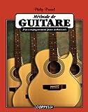 Méthode de guitare d'accompagnement pour débutants