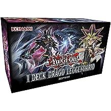 Konami TCG221 - Yugi i Deck Drago Leggendario