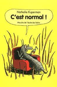 "Afficher ""C'est normal !"""