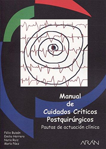 Manual De Cuidados Criticos Postquirurgicos