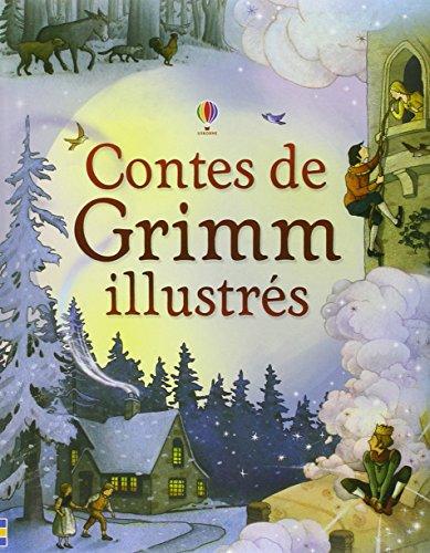 Contes de Grimm illustrés par Ruth Brocklehurst