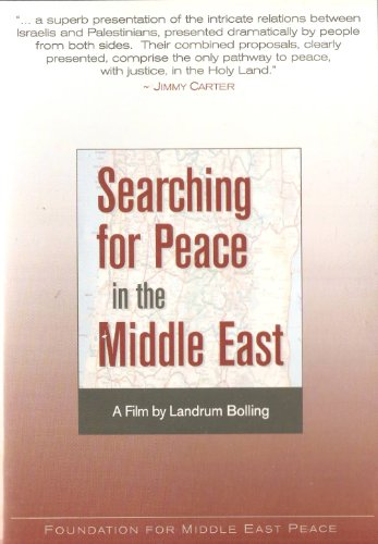 Searching For Peace In The Middle East