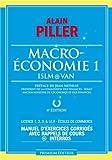 Macroéconomie 1 - Modèle ISLM + VAN - manuel d'exercices corrigés avec rappels de cours + interros