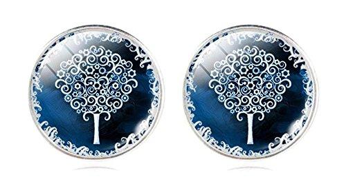 art-tree-stud-earrings-blue-2
