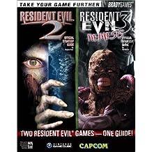 Resident Evil 2 & Resident Evil 3: Nemesis (Nintendo Gamecube) (Bradygames Official Strategy Guide)
