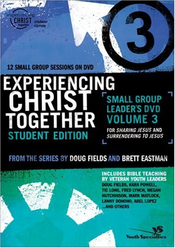 Experiencing Christ Together 3: Sharing Like Jesus And Surrendering to Jesus [Edizione: Regno Unito]