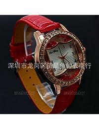 HL-PYL Relojes De Moda, Relojes Mujer En Europa Y Estados Unidos, Las