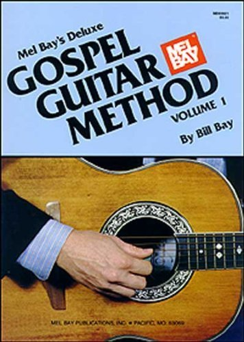 pel Guitar Method, Volume 1 by William Bay (1983-06-03) ()