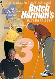 Butch Harmon's Ultimate Golf - Short And Sweet / Power Play / Course IQ [2001] [DVD]