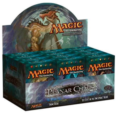 Magic 174750: The Gathering Sammelkartenspiel deutsch - Weltenchaos Themendeck (Starter Pack Magic The Gathering)