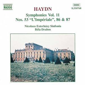 Symphonies 53,86,87