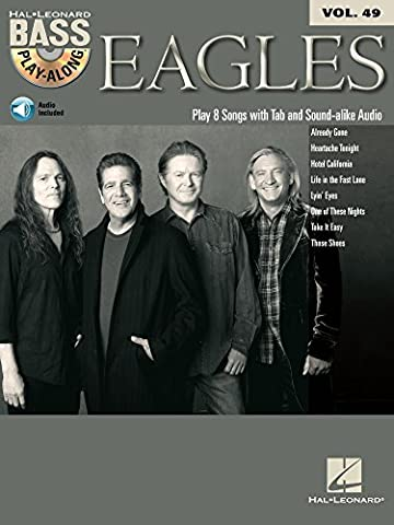 Eagles (Songbook): Bass Play-Along Volume