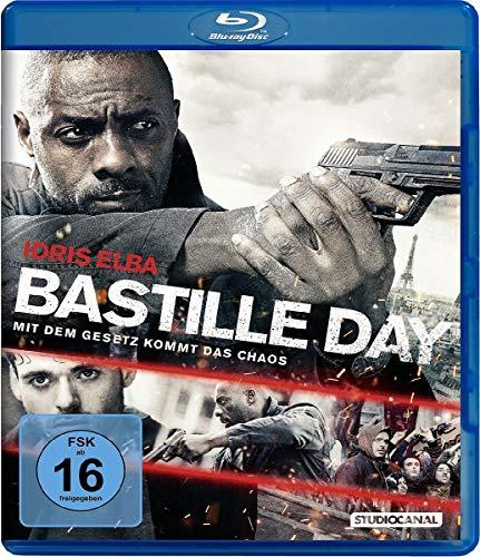 Bastille Day [Blu-ray]