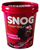 Snog Strawberry & Raspberry Frozen Yogurt 450ml