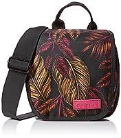 Animal Womens Dawn Messenger Bag Black (Shadow Black)