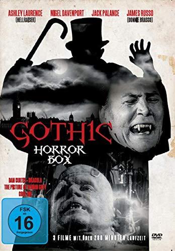 Gothic Horror Box (3 Filme auf Dvd)