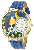 Whimsical Watches Unisex G-0120009 Cats ...