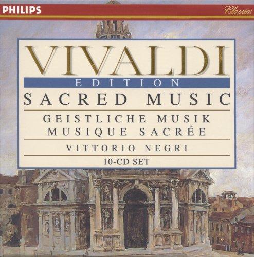 Vivaldi: Magnificat in G minor, R.610/611 - 9. Largo - Andante - Allegro: Gloria Patria (Universal Audio-610)