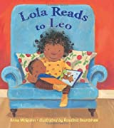 Lola Reads to Leo by Anna McQuinn (2012-02-01)