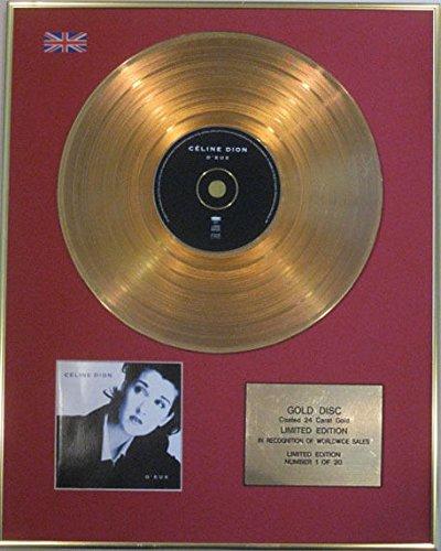 celine-dion-limited-edition-24-carats-disc-cd-deux