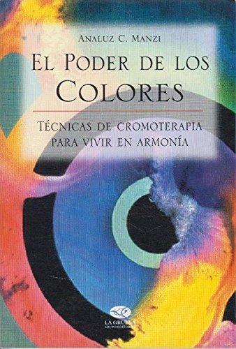 Descargar Libro El Poder de Los Colores de Analuz Manzi