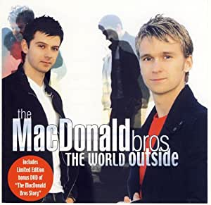 The World Outside: +DVD (With 2 Extra Tracks)