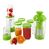 Best Blender For Smoothies - OneConcept Smoothy Stand Mixer Blender 18 Pieces Versatile Review
