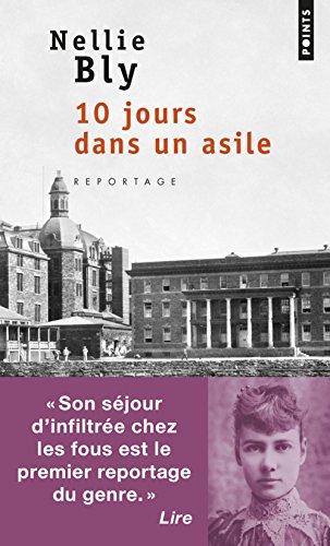 10 jours dans un asile par Nellie Bly