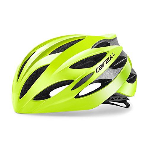 Cairbull Größe M und L Specialized Fahrradhelm MTB Helm Mountainbike Helm Herren & Damen Schwarz Mit Rucksack Fahrrad Helm Integral 25 Belüftungskanäle