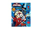 Ultimateimate Spiderman Marvel Busy Pack, Blue