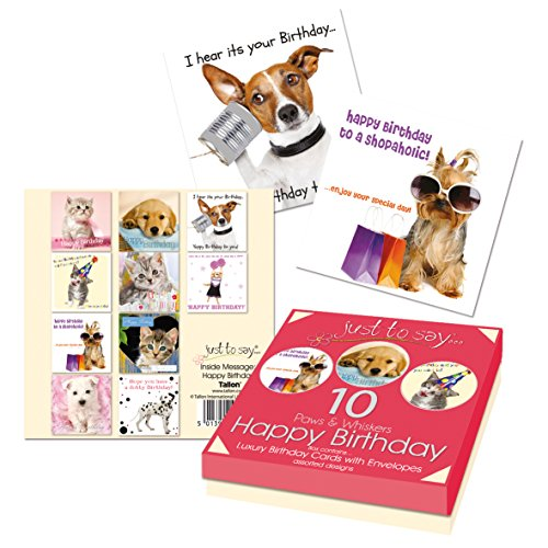 tallon-just-to-say-lux-pets-birthday-card-box-of-10