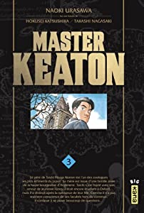 Master Keaton Edition simple Tome 3