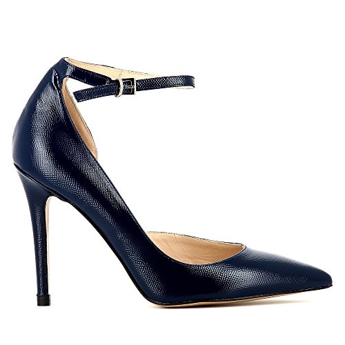 Evita Shoes Alina, Scarpe col tacco donna Blau