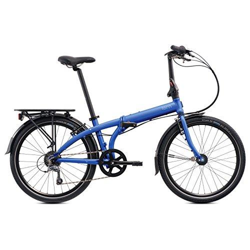 """tern Node D8 - Bicicletas plegables - 24"""" azul 2018"""