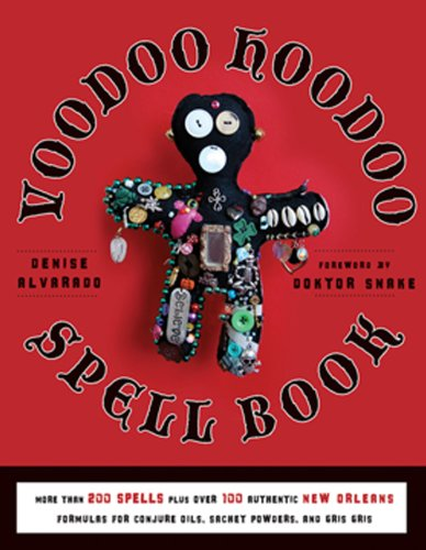 Voodoo Hoodoo Spellbook (English Edition)