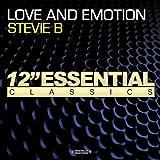 Songtexte von Stevie B - Love & Emotion