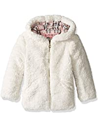 Urban Republic Baby Girls' Cozy Woobie Hooded Jacket