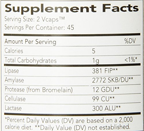 AbsorbAid, Digestive Support, 90 Vcaps – Nature's Sources