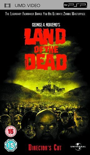 Land Of The Dead [UMD Mini for PSP] by Simon Baker