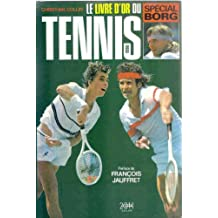 le livre d or du tennis 1980 special Borg