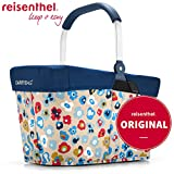 Reisenthel carrybag Millefleurs + Cover Navy