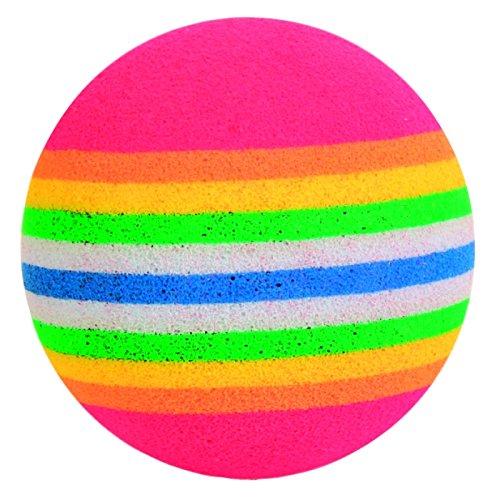 Trixie Rainbowbälle 4er 3,5cm 4097
