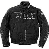 Motorradjacke FLM FLM Sports Textiljacke 4.0 schwarz XL